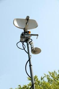 Hemgjord dator antenn