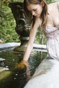 Myggbekämpning för dammar & fontäner