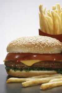 En lista över Fast Food restauranger som erbjuder glutenfria livsmedel