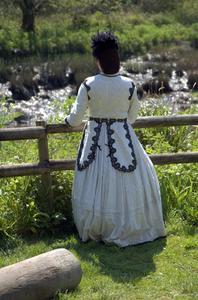 Viktorianska perioden frisyrer