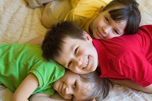 Hur man vårdar barnens fysiska utveckling