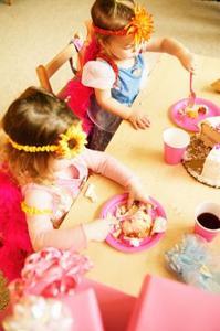 Princess idéer part för tre-åringar