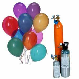 Hur till få helium tankar fyllda