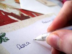 Hur man ska hantera ett brev till en domare