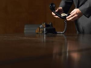 Sätt att upptäcka telefonavlyssning