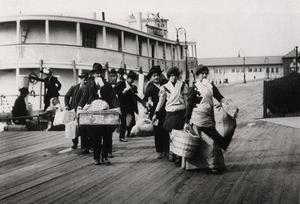 Effekterna av invandring i det sena 1800-talet