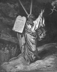 Bibeln verksamhet & spel på Moses och den brinnande busken