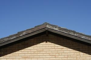 Hur man installerar DROPP kanten blinkar på ett tak