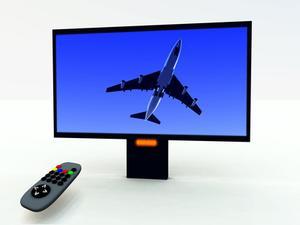 Hur länge ska man låta en LCD-tv värma upp innan du aktiverar det?