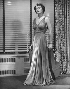 Formella klänningar på 1940-talet