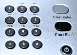 Hur du ställer in en hem fax med en trådlös router