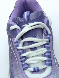 Hur man mäter din fot för skostorlek med tryck ut