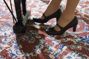 Women's Fancy skor från 1920-talet