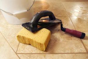 Hur att reparera en marmor golv spricka