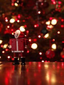 Hur man gör salt deg Christmas Ornament