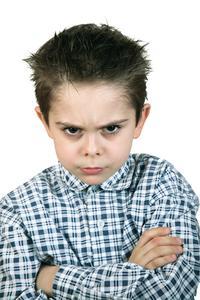 Hur man hanterar arga barn ur Christian synvinkel