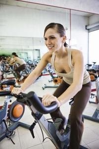 Puls återhämtning och motion cyklar