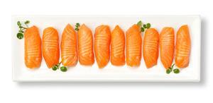 Hälsosam sushi kost