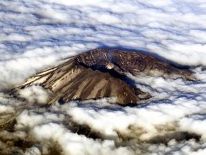 Hur man bygger en modell aktiva vulkan