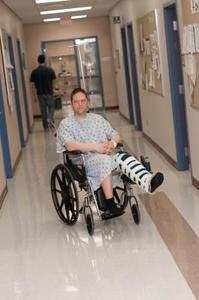 Patientens överföringsförfaranden teknik