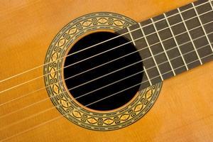 Hur man kan forma naglarna för klassisk gitarr
