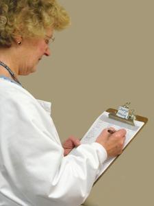 Om kliniska instruktörer utvärdera Sjuksköterskestudenter