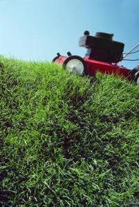Hur tråd Toro ridning gräsklippare
