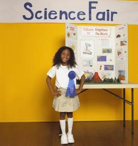 Hur du ställer in en Science Fair trippelvikt Presentation