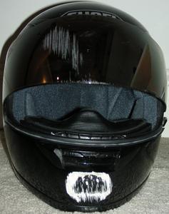 Hur ofta bör man ersätta en motorcykel hjälm?