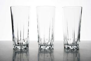 Ta bort grumling från dricksglas