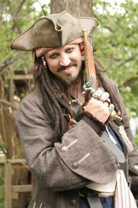 DIY pirat dräkter
