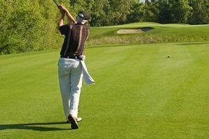 Hur man gör en Golf öva på nätet