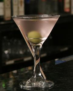 Martini glas Halloween kostymer
