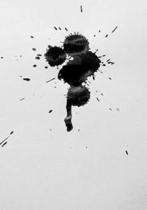 Hur man drar en Paint Splatter med Gimp