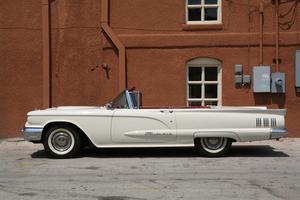 1960 Ford Motor 352 CI specifikationer
