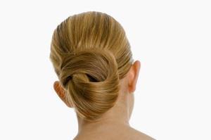 Steg för steg lätt Updos för hår