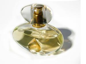 Parfymer liknar ängel
