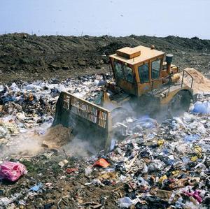 Effekterna av deponier på miljön
