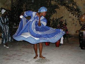 Historien om dans i Kuba
