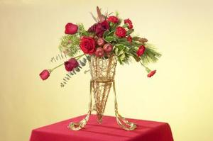 Tall Rose Bröllop höjdpunkten