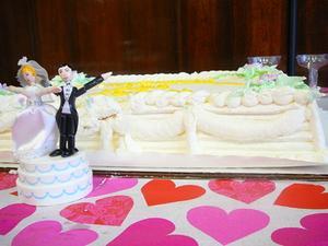 Bröllop brudgummen & brud statyett Favor idéer