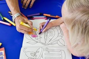 Designidéer för en pediatrisk examen rummet