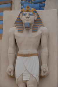Traditionella egyptiska brudklänning