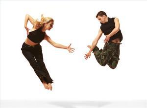 Hur man lär sig från Modern dans videor