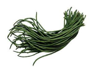 Har en lång Bean växt en smygande stam?