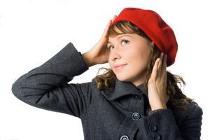 Vilken typ av kläder bär barn i Frankrike?