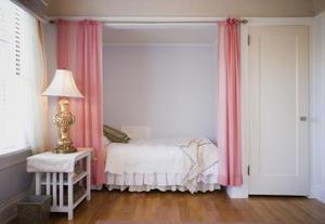 Barnens sovrum idéer för lagring och delning