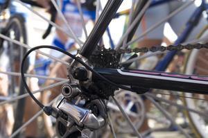 Hur du bifogar cykel släp