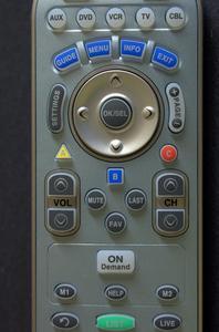 Hur du hittar kod för symfoniska TV-apparater