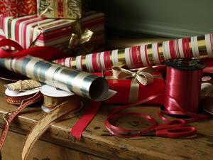 Ovanlig julklapp inslagning idéer